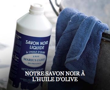 Le savon noir : un détachant universel biodégradable