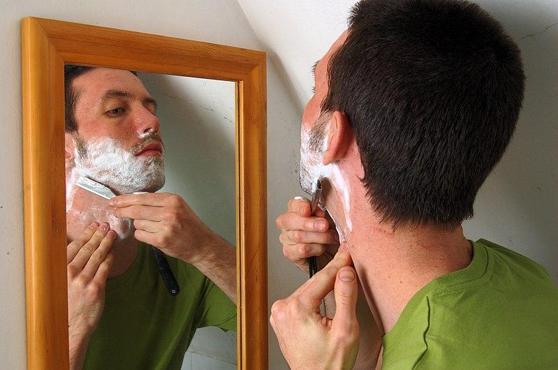 Comment se raser au coupe choux ?